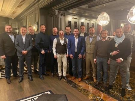 Українські бізнесмени оцінили потенціал України на світовій арені  в рамках зістрічі GENTELMEN's BUSINESS Club