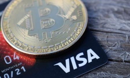 VISA завоевывает рынок криптовалюты