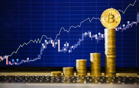 Стремительный рост криптовалют