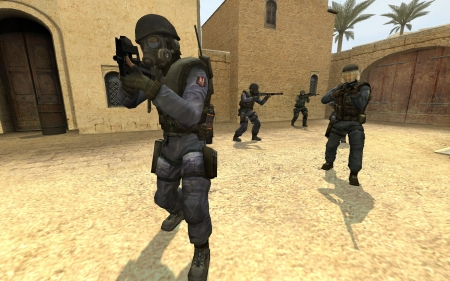 ��������� ���� ����� ��������������� ���� � Counter-Strike