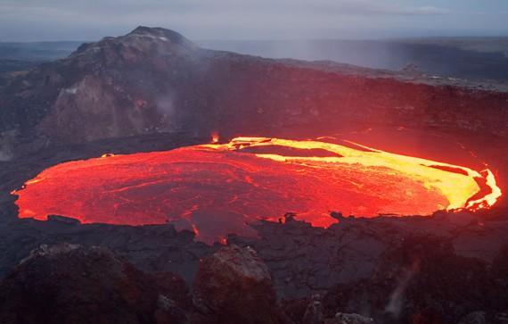 Причиной конца света может стать американский вулкан Йеллоустоун ...
