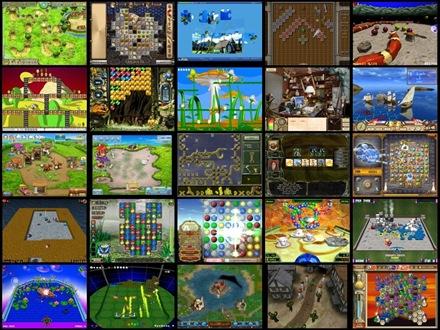 лучшие мини игры старые: